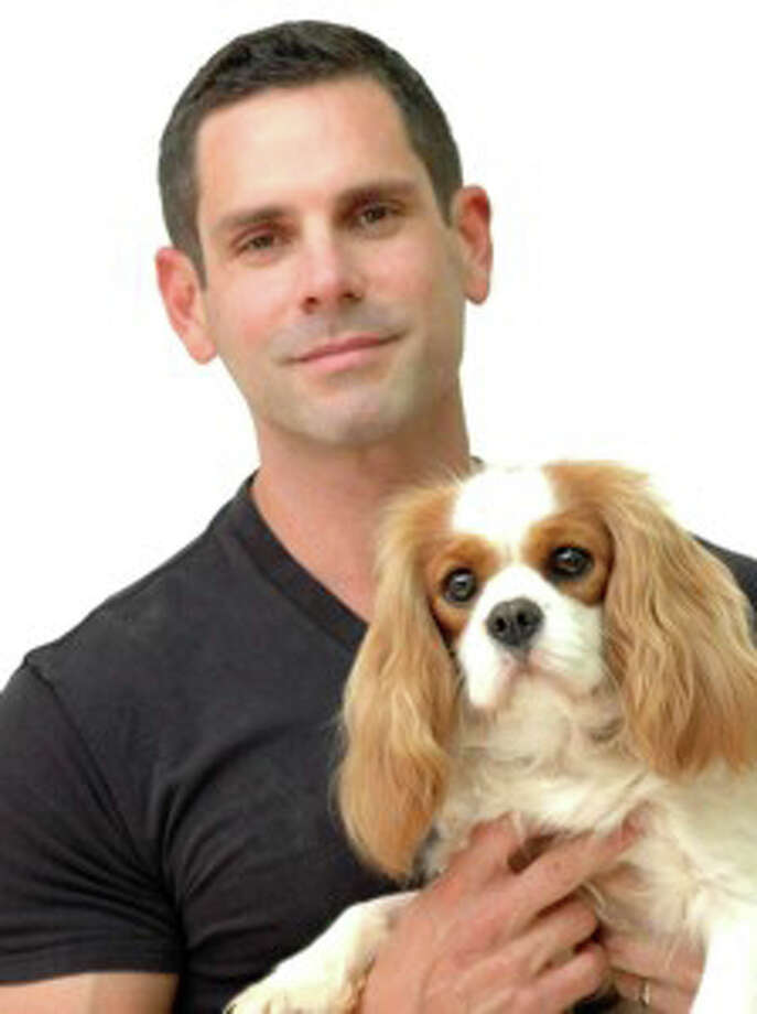 "Jeff Morgan, dog trainer and author of ""Happy Dog 101,""  will be speaking at the Westport Library on March 23. Photo: Contributed Photo / Westport News"