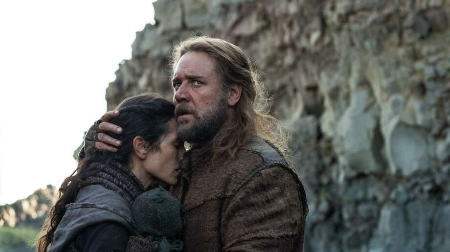 "Jennifer Connelly and Russell Crowe co-star in ""Noah,"" which has sparked controversy among conservative Christians in the U.S. and in parts of the Muslim world because of the film's portrayal of a prophet. Photo: Paramount Pictures / Paramount Pictures"