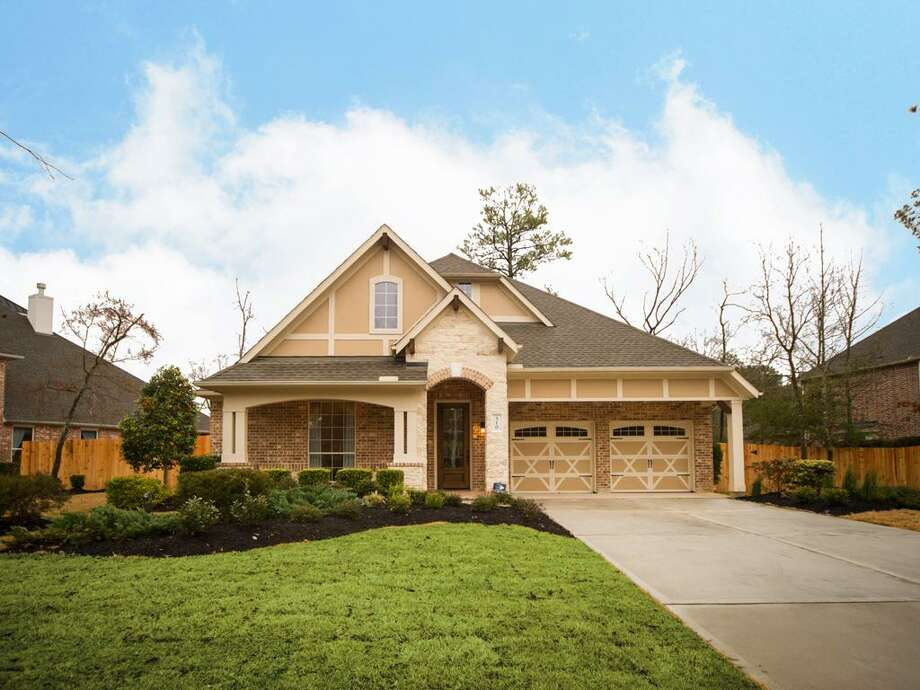 310 Dawn Brook: This 2012 home has 3 bedrooms, 2 bathrooms, 2,340 square feet, and is listed for $339,990. Photo: Houston Association Of Realtors