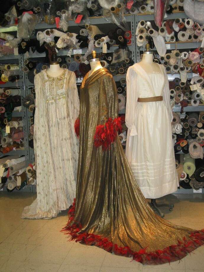 The San Francisco Opera will hold a costume shop sale of costumes and fabric on March 22 and 23, 2014. Prices will range from $1 to $750. The costume shop is at 800 Indiana St., San Francisco. Photo: San Francisco Opera, ONLINE_YES / ONLINE_YES