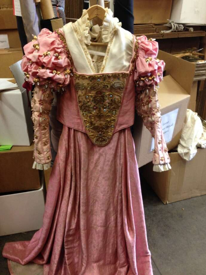 The San Francisco Opera will hold a costume shop sale of costumes and fabric on March 22 and 23, 2014. Prices will range from $1 to $750. The costume shop is at 800 Indiana St., San Francisco.