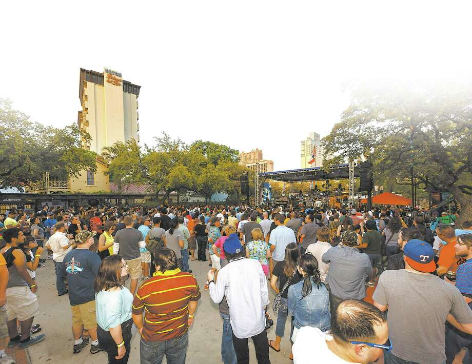 The first Maverick Music Festival, held last year, sold out. The second annual event this weekend is even more ambitious. Photo: Express-News File Photo / Express-News 2013