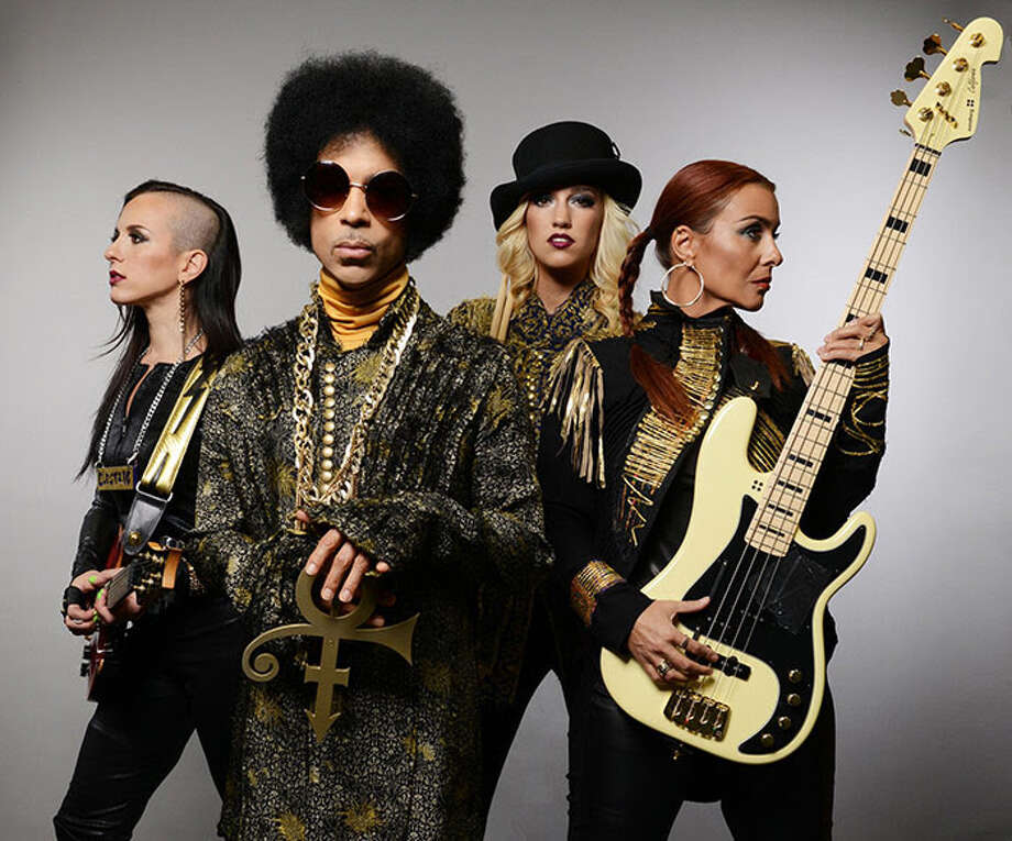 Prince and 3rdEyeGirl play a benefit concert March 19 at The Fillmore. Photo: Courtesy Of Tipping Point