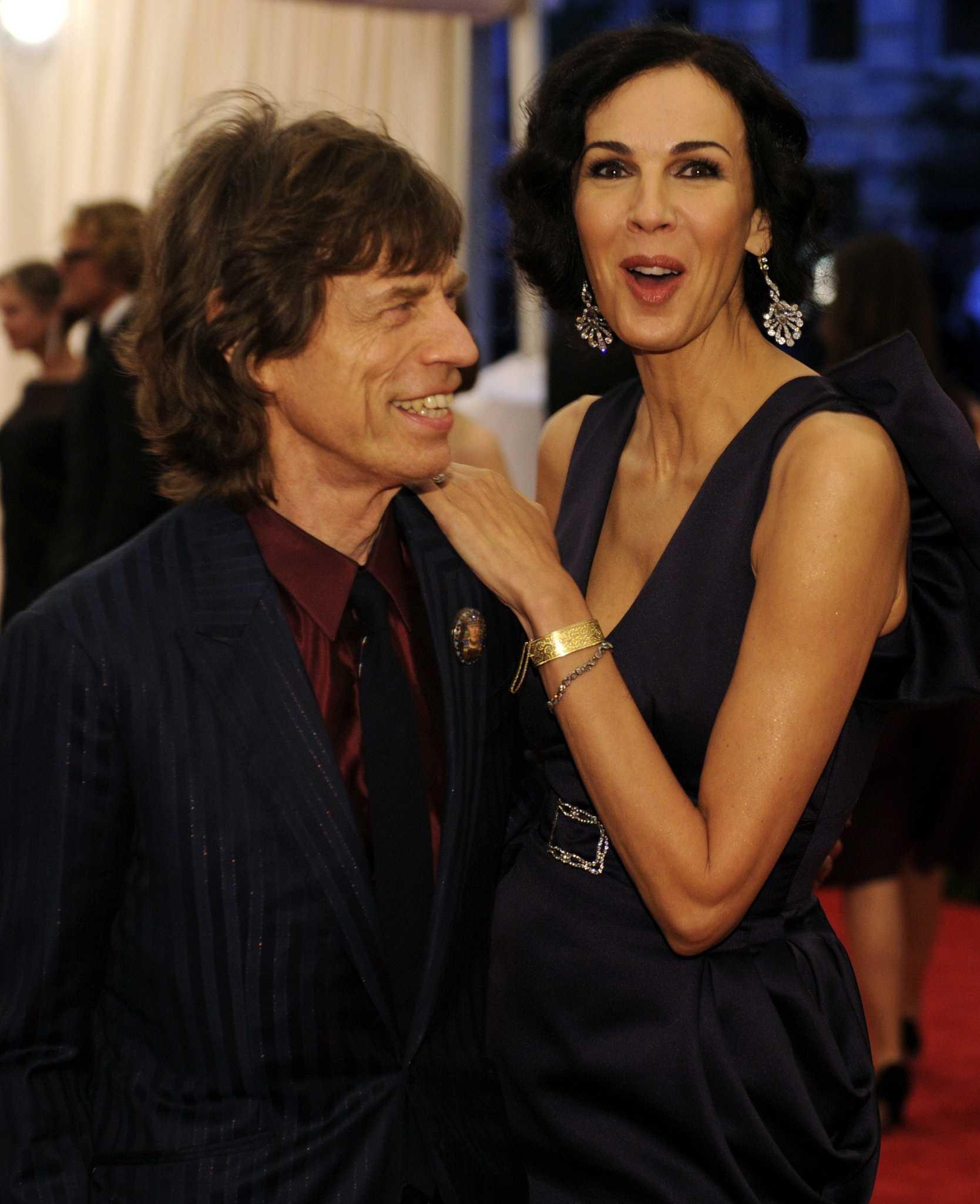 мик джаггер фото его с женой ?аза?