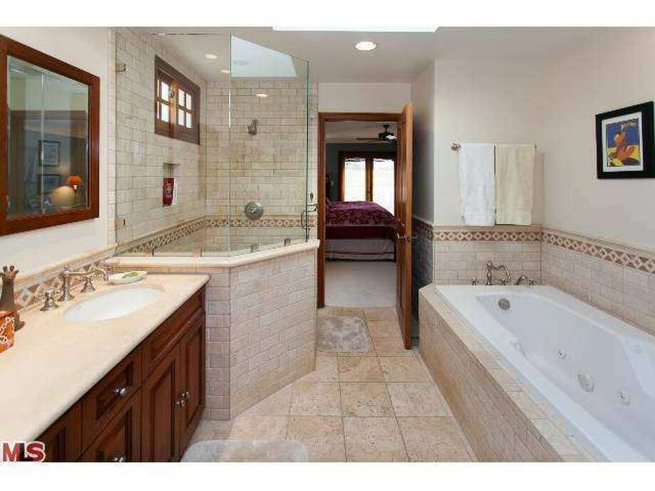 The master bathroom. Photo: Photo By MLS