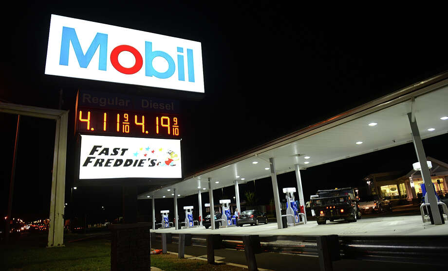6. Mobil (ranked No. 96 in the U.S.)Brand rating: AAValue in 2014: $5.18 billionSource: BrandDirectory.com Photo: Christian Abraham / Connecticut Post