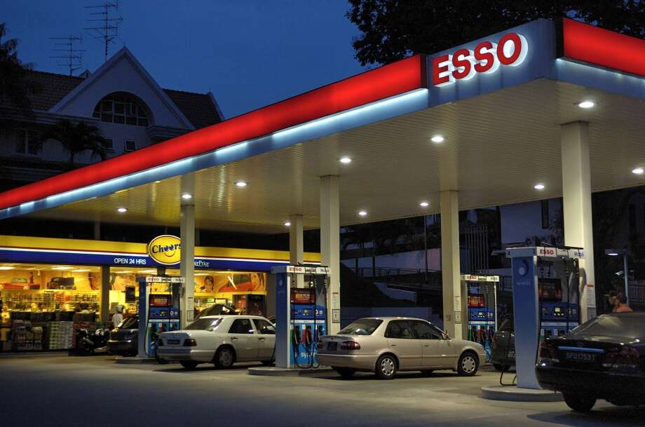 5. Esso (ranked No. 95 in the U.S.)Brand rating: AAValue in 2014: $5.23 billionSource: BrandDirectory.com Photo: MUNSHI AHMED, BLOOMBERG NEWS