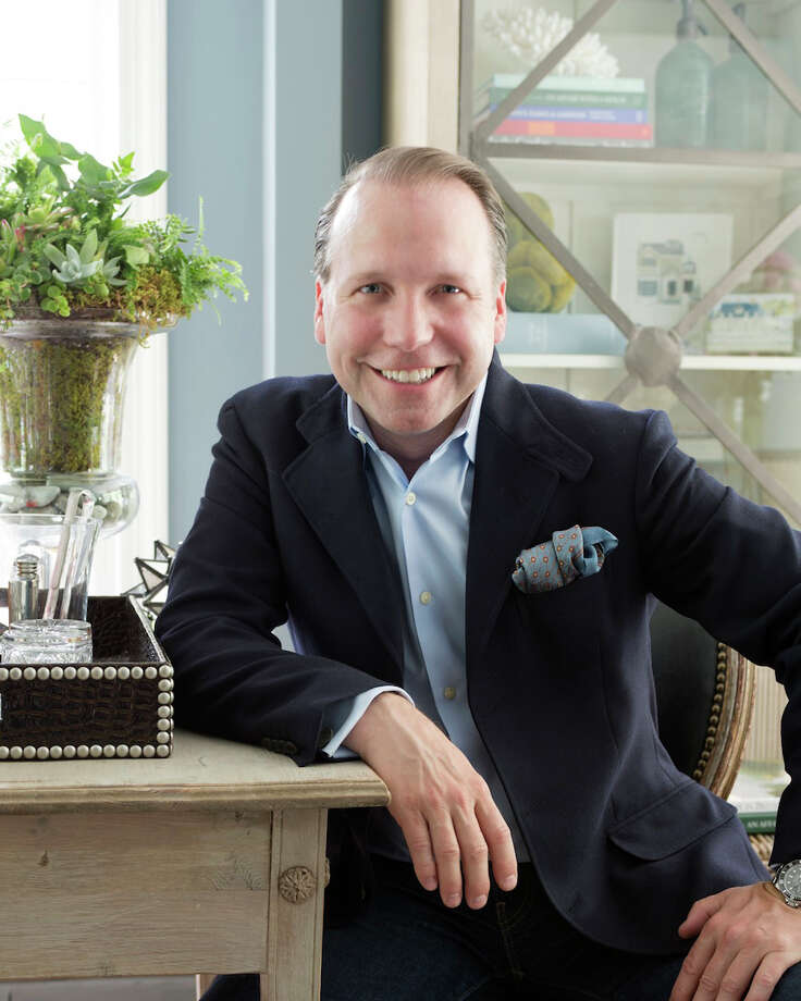 Mar JenningsâÄô book, âÄúLife on MarâÄôs - Creating Casual Luxury,âÄù takes readers on a tour of his Westport home for decorating inspiration. Photo: Contributed Photo / Connecticut Post Contributed