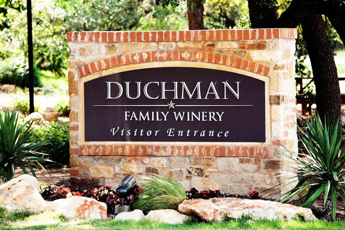 Duchman Family Winery.