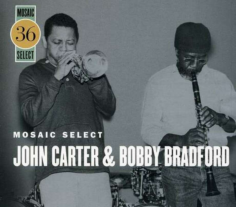 Mosaic Select, a compilation of music by Bobby Bradford and John Carter Photo: Mosaic Records