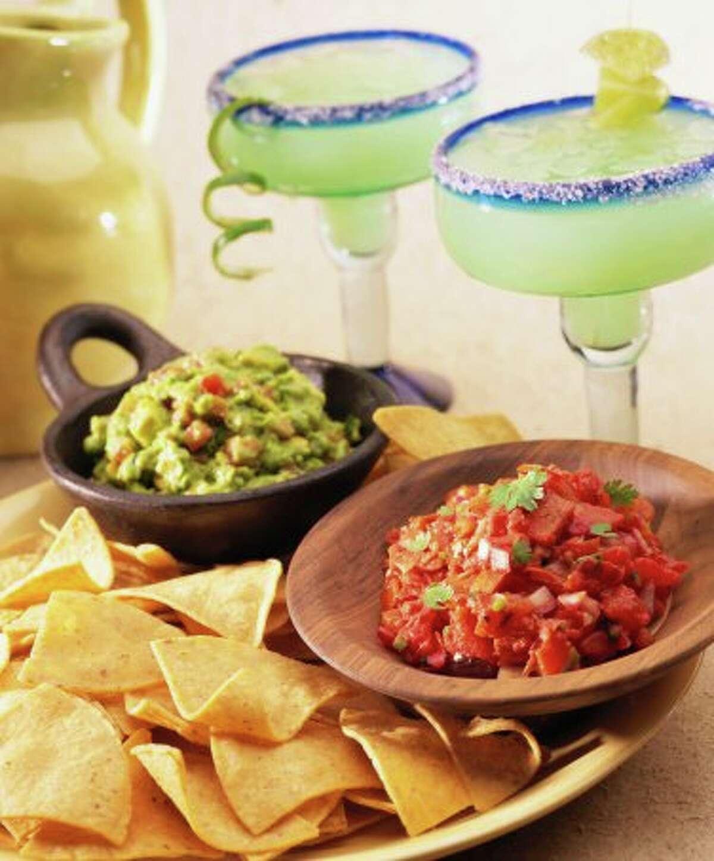 Margarita. Muy delicioso, in a Margarita way.