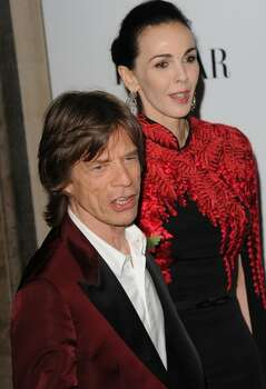 L'Wren Scott, 1964-2014: The fashion designer/Mick Jagger's longtime girlfriend was found hanging from a door knob in an apparent suicide on March 17. She was 49 years old.