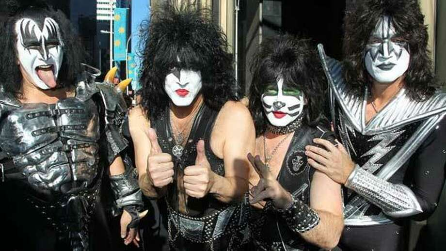 KISS, Saratoga Performing Arts Center, Aug. 5
