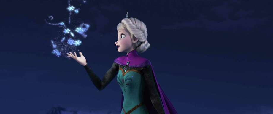 Catch the Oscar-winning Disney movie for only $2.00 at Edmond Town Hall in  Newtown on Friday and Saturday. Click here for showtimes.  Photo: WALT DISNEY PICTURES / ©2013 Disney. All Rights Reserved.