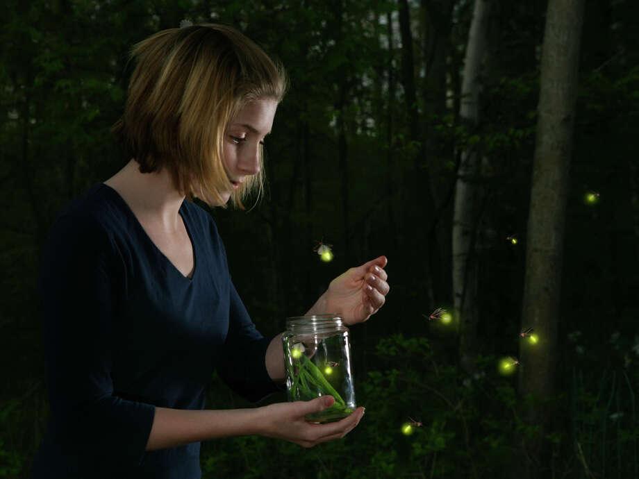 No. 10: Fireflieson a July evening.