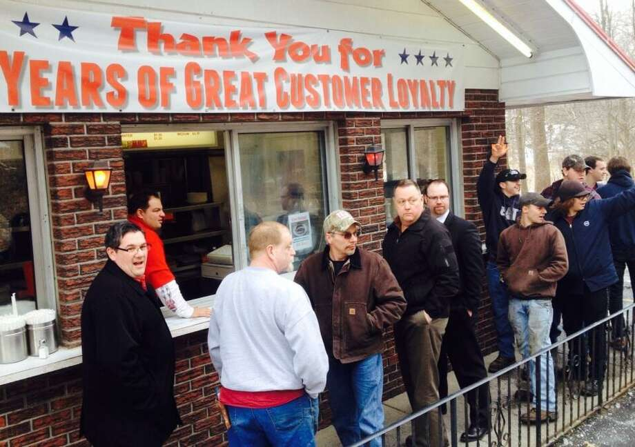 Jack's Drive In opens for business in Wynantskill, signaling the beginning of spring. (Cindy Schultz/Times Union)