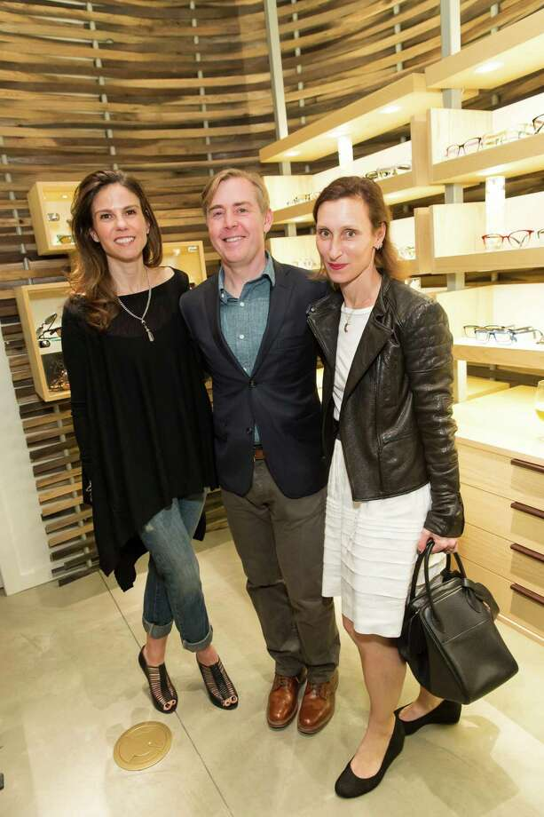 Guests at the opening celebration for the new Oliver Peoples San Francisco boutique on March 13, 2014. Photo: Drew Altizer, Drew Altizer Photography / Drew Altizer Photography