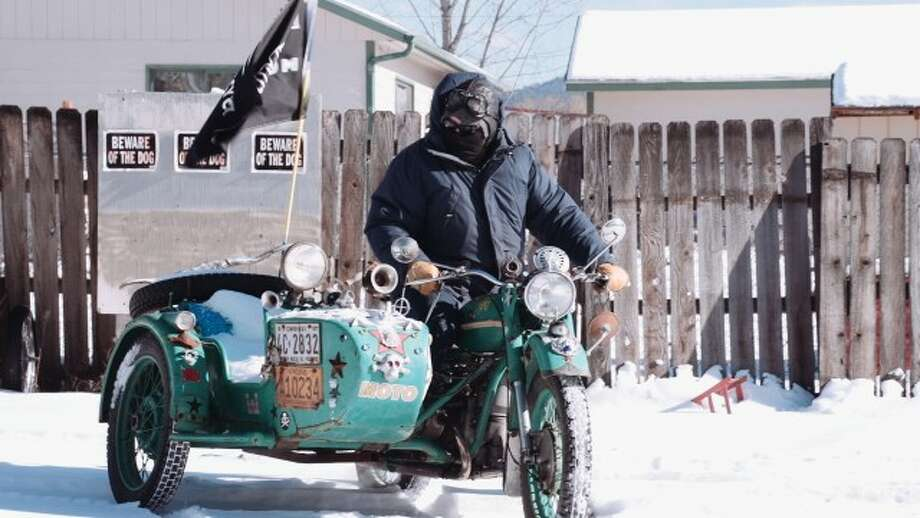 The Winter Rider -- The severity of Montana winters can vary year to year, but the ability of the state's residents to go about their business doesn't change.