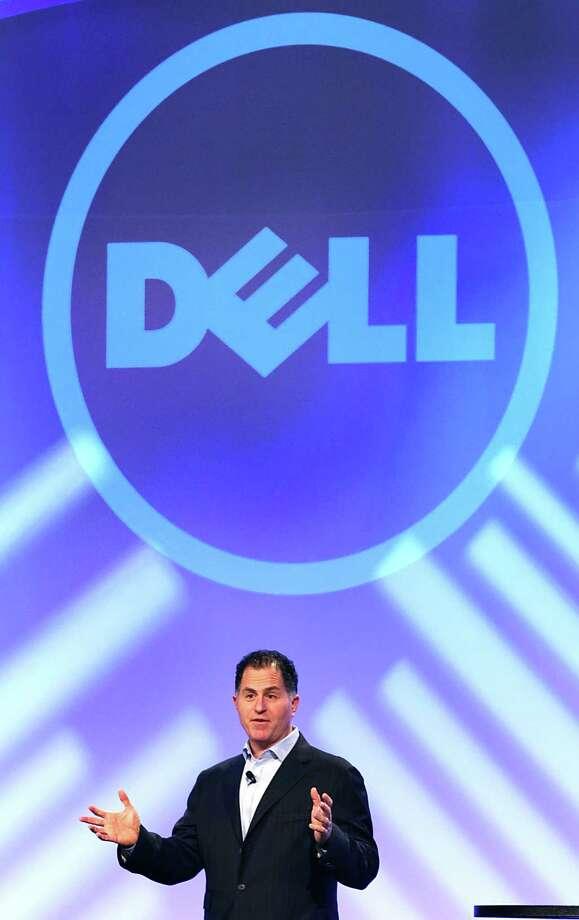 3. Dell (ranked No. 55 in the U.S.)Brand value: A+Value in 2014: $8.3billionSource: BrandDirectory.com Photo: BOB OWEN, San Antonio Express-News / © 2012 San Antonio Express-News