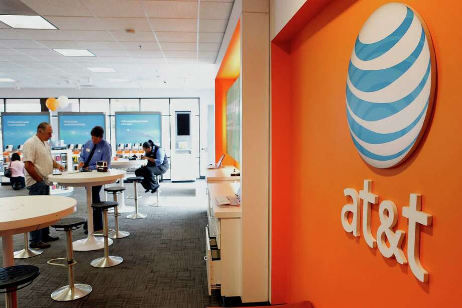 1. AT&T (ranked No. 6 in the U.S.)Brand rating: AAValue in 2014: $45.41 billionSource: BrandDirectory.com Photo: Patrick T. Fallon, Bloomberg / © 2013 Bloomberg Finance LP