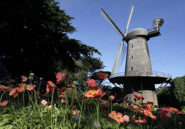 Dutch Windmill Needs A Windfall For Repairs Sfgate