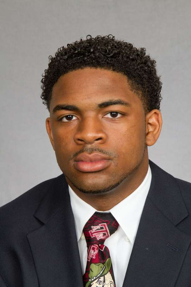 Damontre Moore, Texas A&M outside linebacker Photo: COURTESY PHOTO
