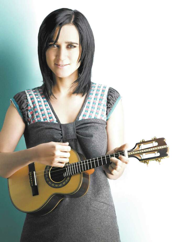 Julieta Venegas headlines a show Friday at Backstage Live. Photo: Associated Press File Photo