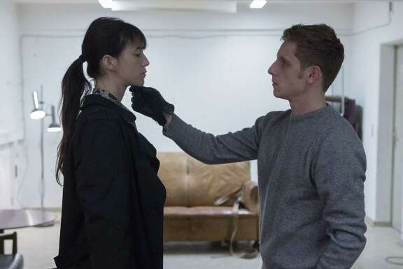 "Charlotte Gainsbourg and Jamie Bell co-star in ""Nymphomaniac: Vol. 2,"" one of two films about the life of a nymphomaniac, from Lars von Trier."