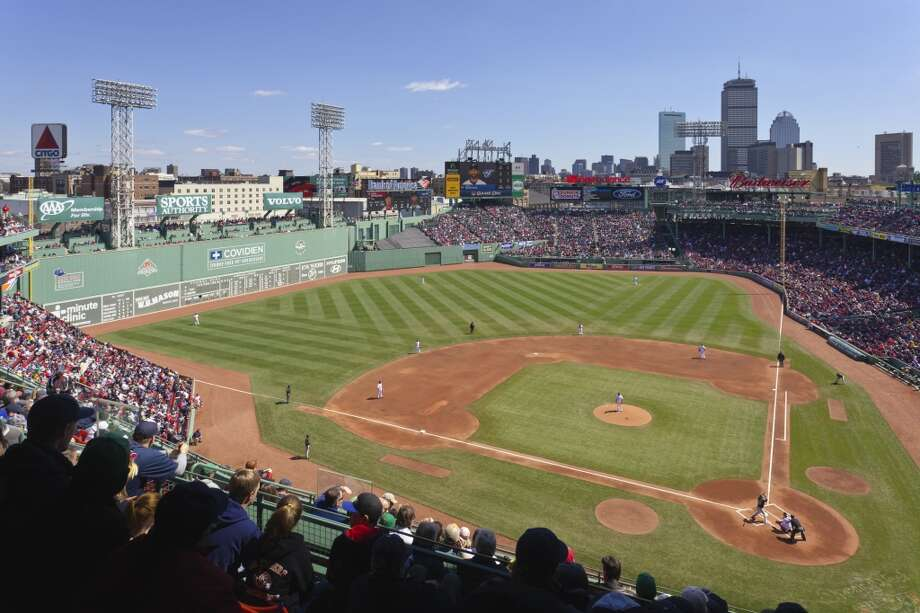 Proposing in public is a risky move, but apparently Boston is the place to do it. According to Brides, 62 proposals were made on the Jumbotron at Fenway Park in Boston in 2011. (Source: Brides) Photo: David Madison, Getty Images