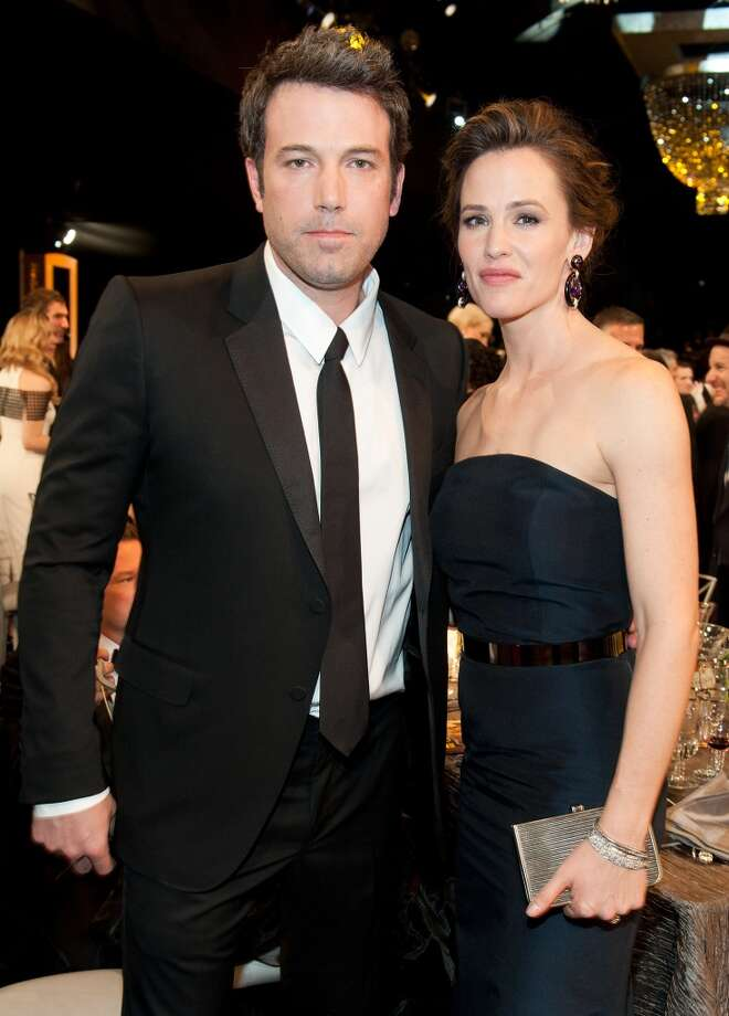 LOS ANGELES, CA - JANUARY 18:  Actors Ben Affleck and Jennifer Garner attend the 20th Annual Screen Actors Guild Awards at The Shrine Auditorium on January 18, 2014 in Los Angeles, California.  (Photo by Angela Weiss/FilmMagic) Photo: FilmMagic