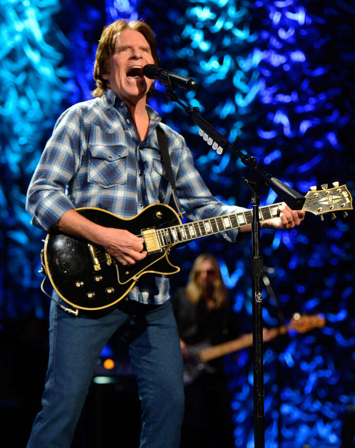 "John Fogerty performs onstage at  ""Howard Stern's Birthday Bash"" presented by SiriusXM, produced by Howard Stern Productions at Hammerstein Ballroom on January 31, 2014 in New York City. Photo: Kevin Mazur, Getty Images For SiriusXM / Getty Images"