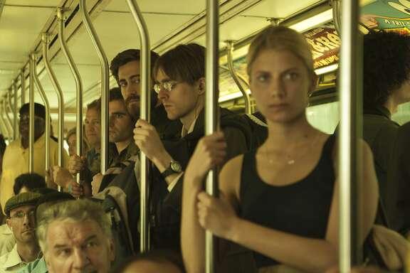 """Jake Gyllenhaal and Melanie Laurent star in, """"Enemy."""""""