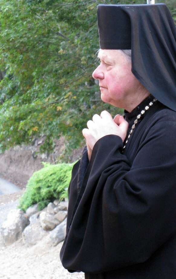 Abbot Theodor Micka will be buried at Holy Cross Monastery. Photo: Popadia Lisa Butrie, Coutesy Popadia Lisa Butrie