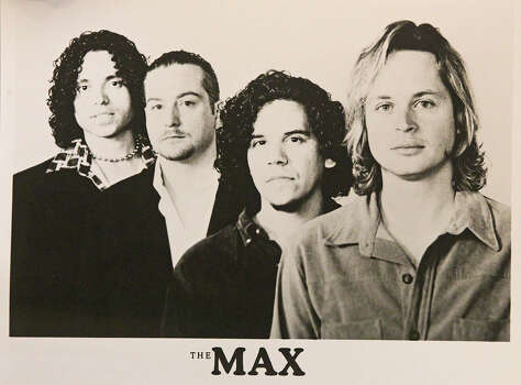 "The band ""Max"" included David (center right) ,the son of Eddie and Minnie Alejandro, shortly before his murder as his killer is to be put to death this week for the murder which occurred 15 years ago. Photo: TOM REEL, San Antonio Express-News"