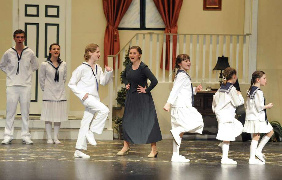 "Photos of the final dress rehearsal of ""The Sound of Music"" at Brookfield High School in Brookfield, Conn. Wednesday, March 19, 2014.  The musical is directed by John LaMendola and stars Jessica Schwartz playing the lead role of Maria.  Performances will take place Thursday, March 20 at 7 p.m., Friday at 7 p.m., Saturday at 1 p.m. and 7:30 p.m., and Sunday at 1 p.m.  Tickets are $15 for adults and $10 for students, seniors and faculty members.  Children 5 and under are admitted for free. Photo: Tyler Sizemore / The News-Times"