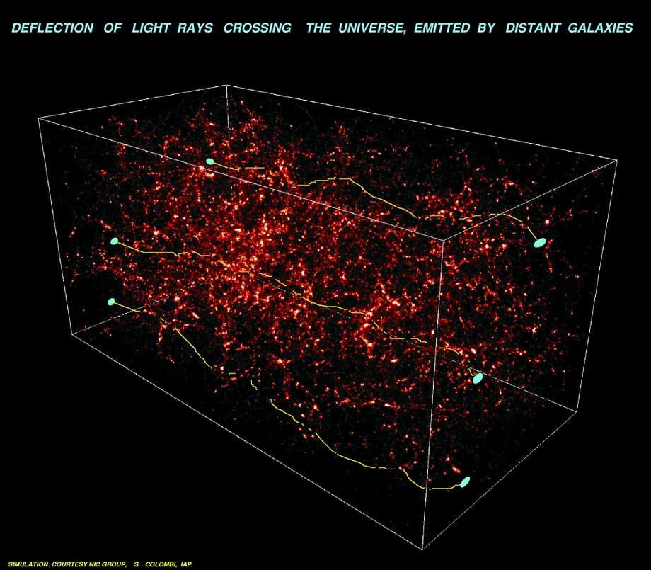 Where do physicists and cosmologists go from here?  There are two things about this gravitational radiation one wants to know: One of them is how strong it is. They have a pretty good idea of that, although it needs to be nailed down a lot better. And the other is as you go from one frequency to another is there a slope to the radiation such that some high-frequency gravity waves are stronger or weaker than low-frequency gravity waves. In principle they can get that out of the data and that becomes a very significant perimeter for judging between one kind of cosmological model and another.  Photo: NASA