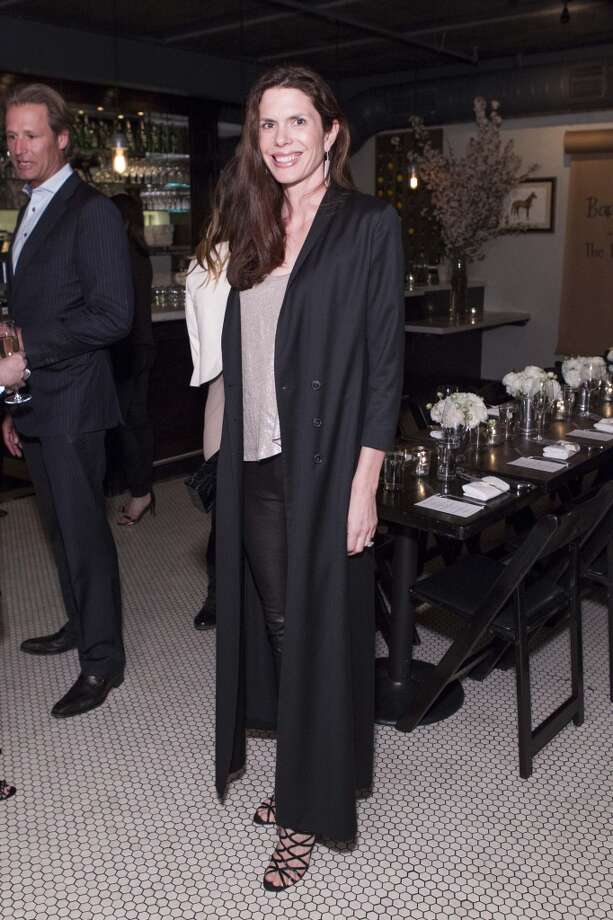 Lynne Benioff at a dinner hosted by The Row and Barneys New York at Marlowe, March 18. Photo: Claudine Gossett, Drew Altizer Photography