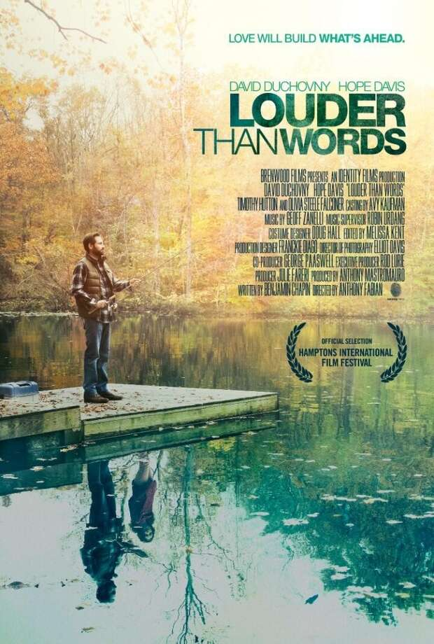 "'Louder Than Words' (2014)Based on a true story, ""Louder Than Words"" tells the story about a couple who works to build a children's hospital after the death of their child. The movie was filmed in Greenwich, New Canaan and Milford. More on ""Louder Than Words"""