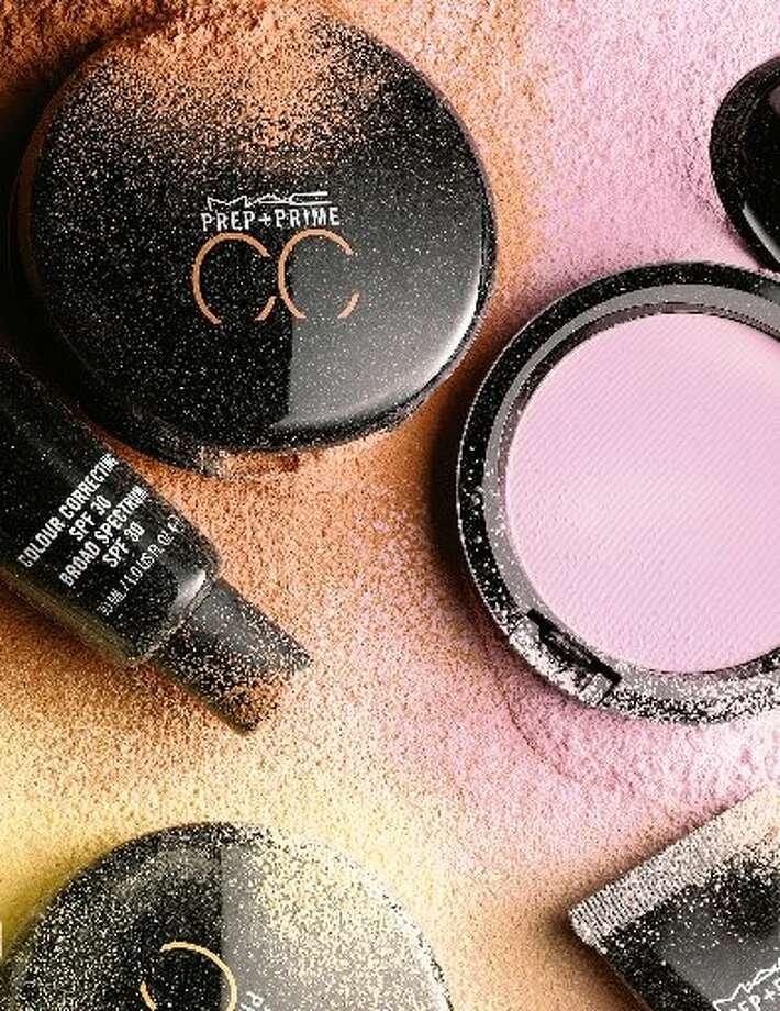 The line of MAC Cosmetics Prep + Prime CC Colour Correcting SPF 30. Photo: Courtesy Photo