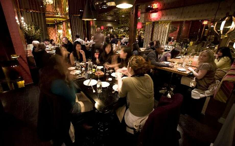 Even after more than six years, Gitane is one of the most romatic restaurants in the Bay Area. Photo: Kim Komenich, The Chronicle/2009