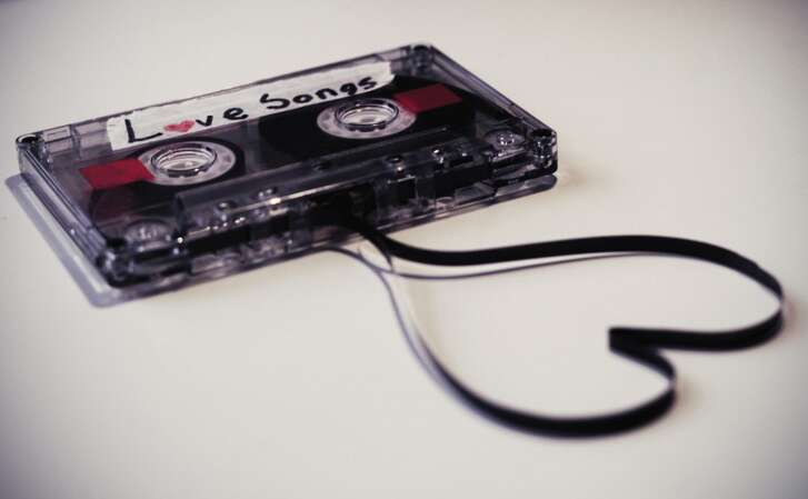 Make a mix tape for your high school crush.