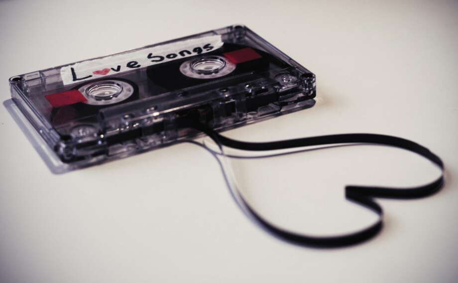 Make a mix tape for your high school crush. Photo: Laura Rounds / Getty Images