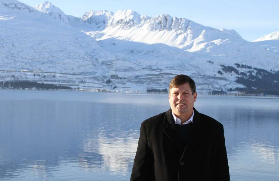 Mark Swanson, director of the Prince William Sound Regional Citizens Advisory Council in Valdez, Alaska, says government and industry officials failed to keep promises that oil could be shipped safely ahead of the March 1989 Exxon Valdez oil spill. But since then, laws have been passed to require double-hulled tankers, which are escorted by two escort tugs to the Gulf of Alaska Two Coast Guard watchers monitor ship positions, as does radar. There's also radar monitoring icebergs. Photo: Mark Thiessen, AP