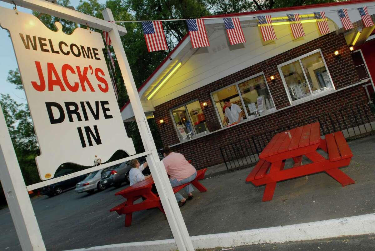 Jack's Drive-In 24 Main Ave., Wynantskill