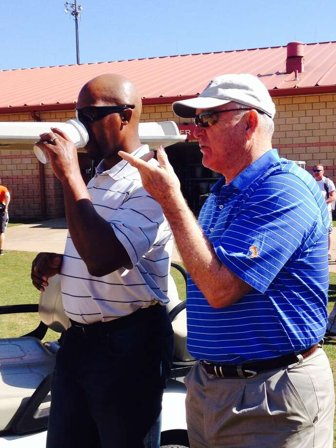 Nolan Ryan being back in the Astros organization is happiness-inducing. Photo: Jose De Jesus Ortiz