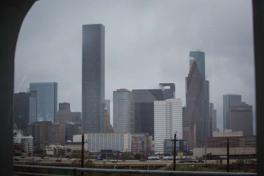 The downtown Houston skyline is always great to see whether you are coming home from a long trip or just heading out for a night on the town. Photo: Michael Paulsen, Houston Chronicle