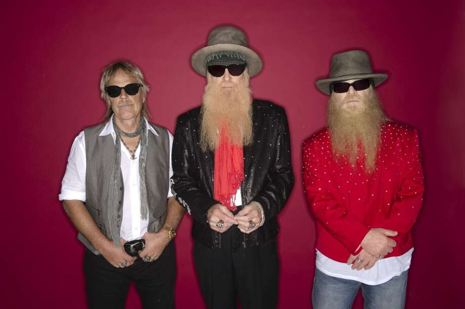 Billy Gibbons, Dusty Hill, Frank Beard, and the noise they make is reason to get happy. Photo: Ross Halfin
