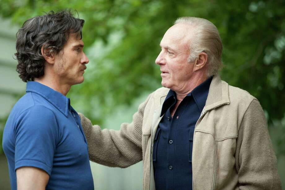 "Billy Crudup, left, and James Caan star in ""Blood Ties."" Photo: HOEP / Roadside Attractions"