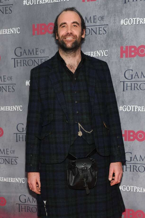 "Actor Rory McCann attends the ""Game Of Thrones"" Season 4 New York premiere at Avery Fisher Hall, Lincoln Center on March 18, 2014 in New York City. Photo: Jamie McCarthy, Getty Images"
