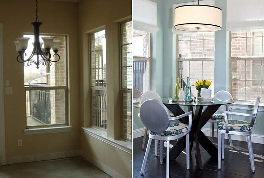Inviting Areas The room in your home where you eat delicious food with your loved ones ought to be special. So we've dug through the Woman's Day archives (and House Beautiful's and Country Living's too!) for the most inspiring dining room updates. Keep clicking to see the top transformations (psst…we saved the best for last!). Read more: From Cluttered Bedroom to Restful Retreat  Photo: WomansDay.com